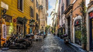 Volanti e servizio di volantinaggio a Roma