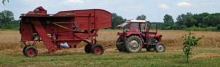 Macchine agricole: la qualità sta nei componenti