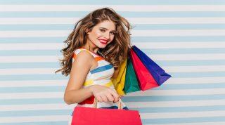 Shopper in carta personalizzate, promuovono l'azienda, rispettano l'ambiente